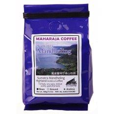 Review Toko Kopi Sumatra Arabica Golden Mandheling 200G Biji Maharaja Coffee