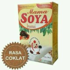 Jual Mama Soya Susu Kedelai Ibu Hamil Rasa Coklat 200Gr 4Pc Mama Soya Branded