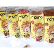 Mamade Makaroni Homemade (5pcs), makaroni mamade paket 5 pcs berbagai rasa pilihanmu