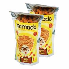 Mamade Makaroni Homemade - Hot Original (pedas, asin)