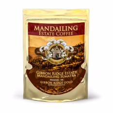 Mandailing Estate Coffee - Kopi Gibbon Ridge Premium Blends Gibbon Ridge Gold Espresso Grind - 200gr