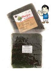 Manjun Yaki Sushi Nori- Rumput Laut- Roasted Seaweed- 50 lembar