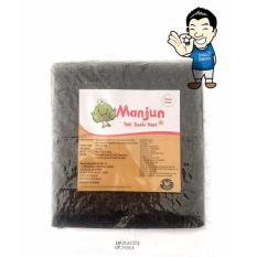 Beli Manjun Yaki Sushi Nori Rumput Laut Roasted Seaweed 50 Lembar Murah Indonesia