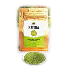 Matcha Japanese Green Tea Powder ( Bubuk Teh Hijau Jepang ) 100gr