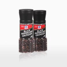 Review Toko Mccormick Black Peppercorn Grinder 20Gr 2 Botol Online