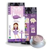 Jual Megumie Taro Latte Powder 500Gr Bubuk Minuman Ubi Ungu Umbi Talas Serbuk Branded