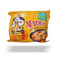 Mie Instan Korea- Samyang Cheese Ramen Spicy - Keju Goreng Pedas Mie