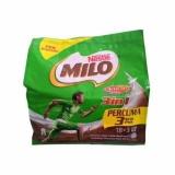 Beli Milo 3 In 1 Activ Go 18 3 Stik 33G Dengan Kartu Kredit