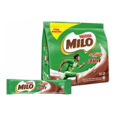 Jual Milo 3In1 3 In 1 Malaysia 18 3 Stick X 33Gr Dki Jakarta Murah