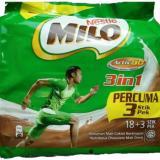 Harga Milo 3In1 Isi 21 Sachet Branded