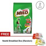 Review Milo 3In1 Pb 20 Beli 2 Dapat Nestle Breakfast Box Terbaru