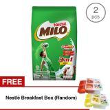 Harga Milo 3In1 Pb 20 Beli 2 Dapat Nestle Breakfast Box Terbaik