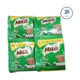 Milo Activ Go Minuman Susu 20 Sachet X 18 Gr Milo Diskon 50