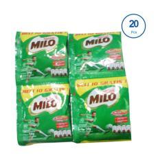 Spesifikasi Milo Activ Go Minuman Susu 20 Sachet X 18Gr