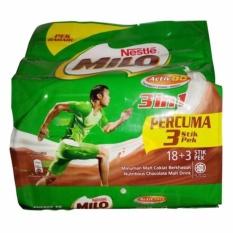 Toko Milo Malaysia 3 In 1 Protomalt 18 3 Sachet Milo Online