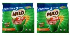 Diskon Milo Susu Coklat 3In1 Protomalt Actigen E Malaysia 2 Pack Milo