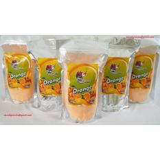 Minuman bubuk rasa orange jeruk buah 1kg serbuk buah orange jeruk Pro Powder Drink