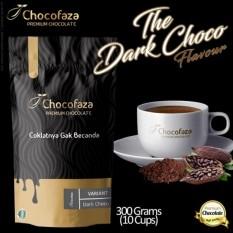 Minuman Cokelat Chocofaza 300 Gr Varian Dark Chocofaza Diskon 50