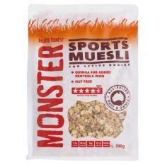 Jual Monster Muesli Sports Satu Set