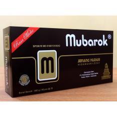 MUBAROK Jenang Kudus Original Paket 2 Varian Mocca dan Kombinasi Fresh From Factory Outlet