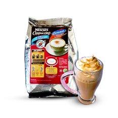 Ulasan Nescafe Cappucino Caramel By Nestle Professional 500 Gram