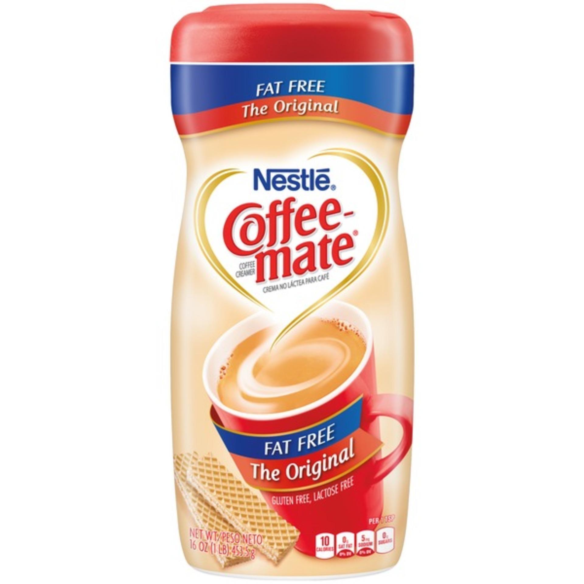 Bandingkan Toko Nestle Coffemate Creamer Fat Free 16oz/Each sale - Hanya Rp92.640