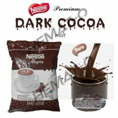 Nestle Dark Cocoa 1kg By Nestle Professional (dark Coklat Kental Nikmat) By Toko Hemat-O.