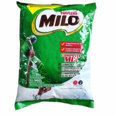 Harga Nestle Milo Complete Mix 960 Gram Asli