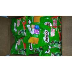 Nestle Milo Cube Original Pack 50Pc Milo Energy Cube Malted Cocoa Cubes.