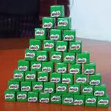 Jual Milo Cube Isi 100 Pieces Ready Stock Lengkap