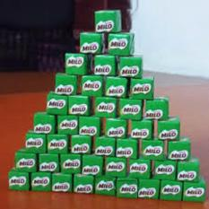 Beli Milo Cube Isi 100 Pieces Ready Stock Indonesia