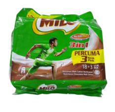 Beli Nestle Milo Malaysia 21 Sachet Seken