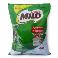 Promo Nestle Professional Milo Complete Mix Kemasan Baru 960Gr Di Jawa Barat