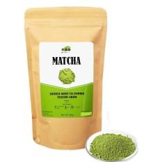 Nihoncha Matcha Japanese Green Tea Powder ( Bubuk Teh Hijau Jepang ) 250gr