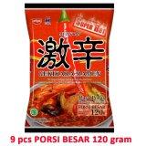 Toko Nissin Gekikara Ramen Rasa Pedas Extra Hot 9 Pcs X 120 Gram Online Jawa Timur