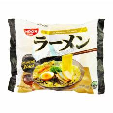 NISSIN Japanese Ramen Import - Hitam (kyushu black sesame)