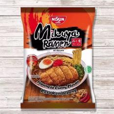 Nissin Mikuya Japanese Curry Ramen - 1 pcs