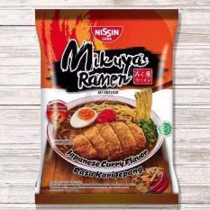 Nissin Mikuya Japanese Curry Ramen (Harga per 1 bungkus)