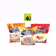 Miliki Segera Nissin Mikuya Ramen Curry Jya Jya Tori Kara Paket Mix 8 Bks