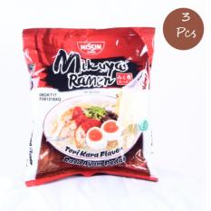 Nissin Mikuya Ramen Rasa Ayam Pedas 3 Pcs