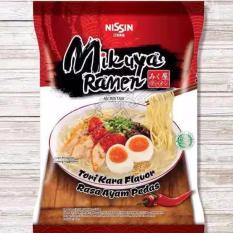 Nissin Mikuya : Tori Kara Ramen - Ayam Pedas (Harga per 1 pcs)