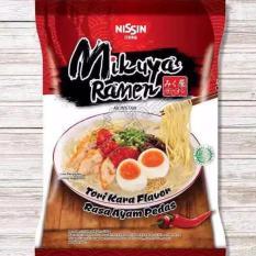 Nissin Mikuya : Tori Kara Ramen [Ayam Pedas] (Harga per 1 bungkus)