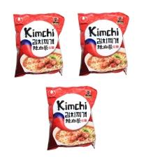 Nongshim Kimchi Original 120 gr - 3Pcs