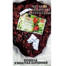 OBAT HERBAL PREMIUM ROSELA merah 1 kg