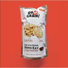 Oh Ma Grain Organic Brown Rice Roast Beef - 50 Gr