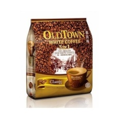 Dimana Beli Old Town White Coffee 3In1 Classic 40G X 15S Old Town