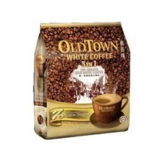Toko Old Town White Coffee 3In1 Natural Cane Sugar 40G X 15S Old Town