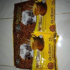 Review Old Town White Coffee Coffee Creamer 2In1 Instant Premix White Coffee Isi 25G X 15Stick Multi