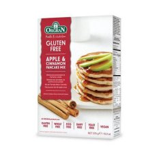 Kualitas Orgran Gluten Free Apple Cinnamon Pancake Mix 375 Gr Orgran