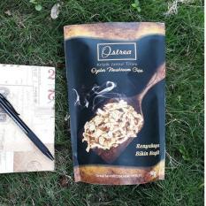 Ostrea Chips Keripik Jamur Tiram Premium High Quality untuk Diet Keto (Ketogenik)